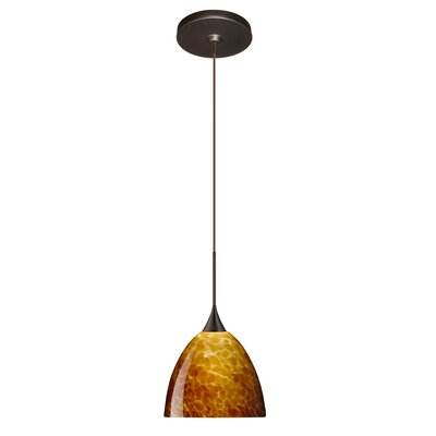 Besa Lighting Sasha 1 Light Mini Pendant