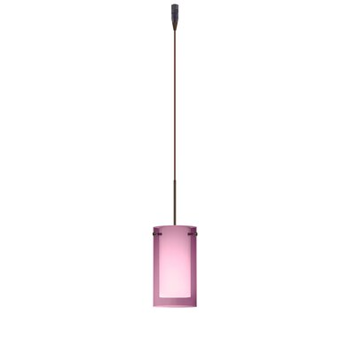 Pahu 1 Light Mini Pendant Element with Rail Adapter