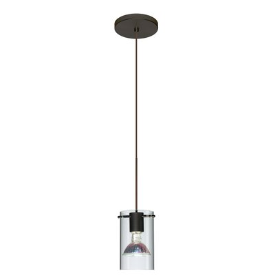 Besa Lighting Scope 1 Light Mini Pendant