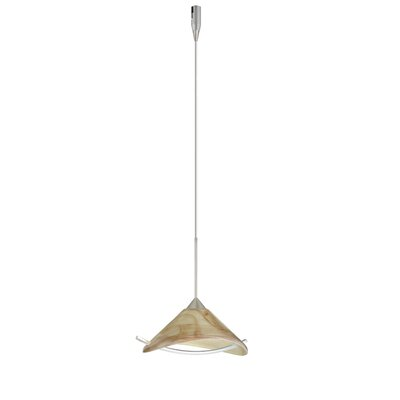 Besa Lighting Hoppi 1 Light Mini Pendant