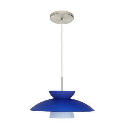 Besa Lighting Mesa 1 Light Pendant