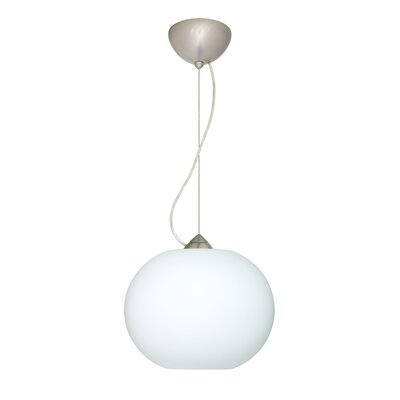 Besa Lighting Luna 1 Light Mini Pendant