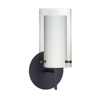 Besa Lighting Pahu 1 Light Wall Sconce