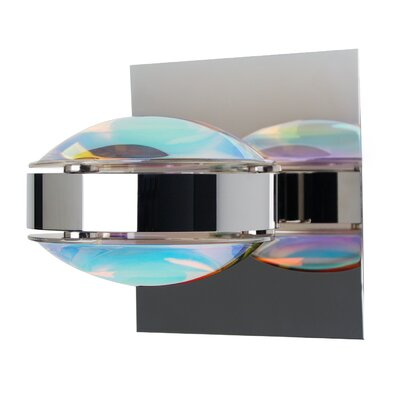 Besa Lighting Optos 1 Light Wall Sconce