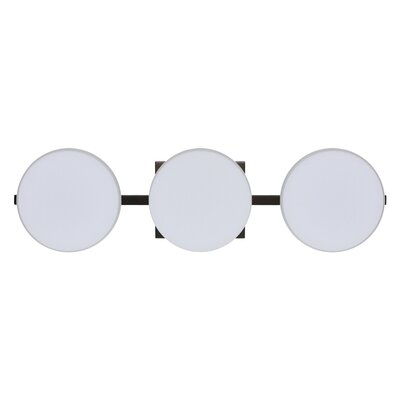 Besa Lighting Ciro 3  Light Vanity Light