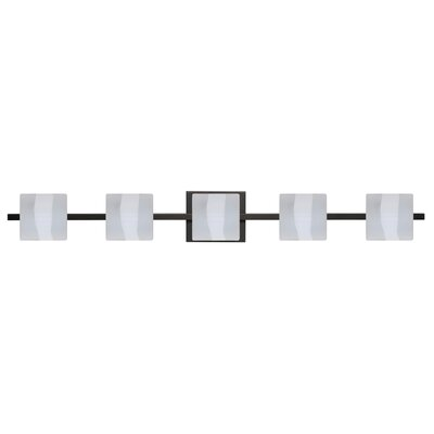 Besa Lighting Paolo 5 Light Vanity Light