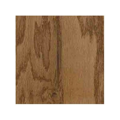 "Mohawk Flooring Lineage Westbrook 5"" Engineered Oak Flooring in Coffee"