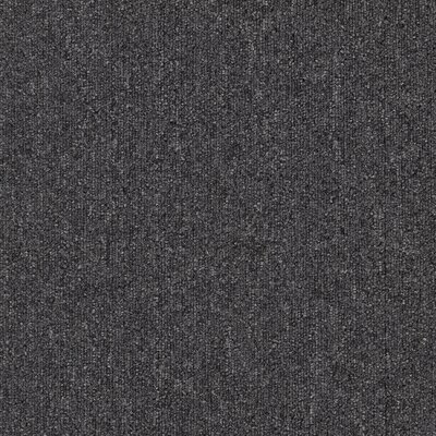 "Mohawk Flooring Aladdin Voltage 24"" x 24"" Carpet Tile in Industrial"