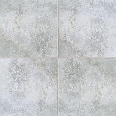 Mohawk Flooring Casa Loma Floor Tile in Grey Wool