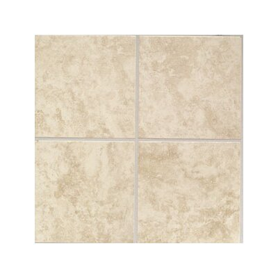 "Mohawk Flooring Ristano 12"" x 9"" Wall Tile in Crema"