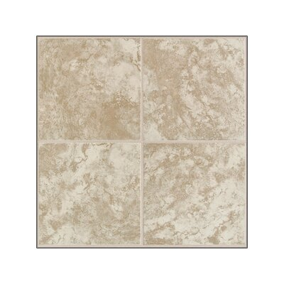 "Mohawk Flooring Pavin Stone 6"" x 6"" Wall Tile in Gray Flannel"