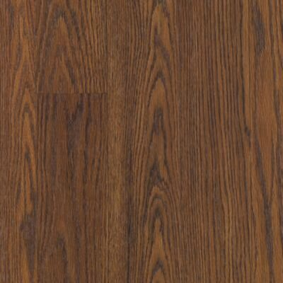 Mohawk Flooring Barchester 8mm Oak Laminate in Ginger Brown Strip