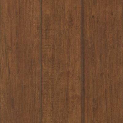 Mohawk Flooring Kincade 8mm Maple Laminate in Roasted