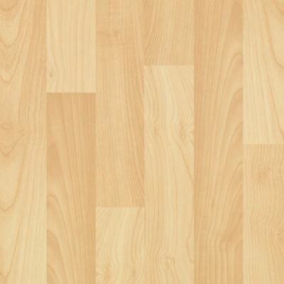 Mohawk Flooring Midland 7mm Maple Laminate in Maple