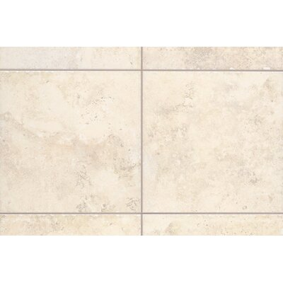 "Mohawk Flooring Natural Bucaro 6.5"" x 2"" Counter Rail Tile Trim in Bianco"