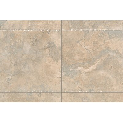 "Mohawk Flooring Natural Bucaro 1"" x 1"" Quarter Round Corner Tile Trim in Noce"