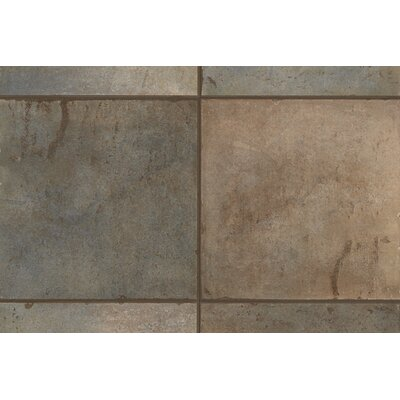 "Mohawk Flooring Quarry Stone 2"" x 2"" Counter Rail Corner Tile Trim in Forest"
