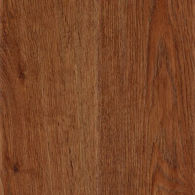 Mohawk Flooring Maison 9.5mm Laminate Amber Red Oak Handscraped