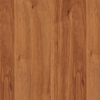 Mohawk Flooring Elements Bellingham 8mm Walnut Laminate in Carmel Plank