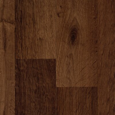 Mohawk Flooring Elements Bellingham 8mm Red Oak Laminate in Burnished Plank