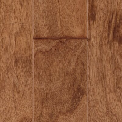 "Mohawk Flooring Artiquity Zanzibar 5"" Engineered Brazilian Tigerwood Flooring in Natural"