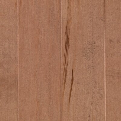 "Mohawk Flooring Revival Mulberry Hill 5"" Engineered Maple Flooring in Sienna"