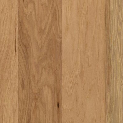 "Mohawk Flooring Revival Warrenton 5"" Engineered Hickory Flooring in Golden Caramel"