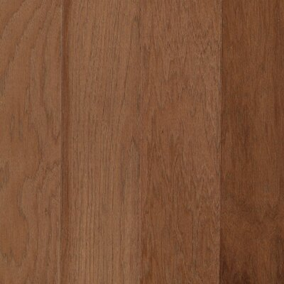 "Mohawk Flooring Revival Warrenton 5"" Engineered Hickory Flooring in Thrasher Brown"
