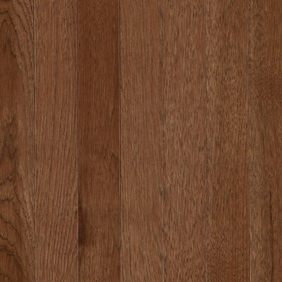 "Mohawk Flooring Revival Berry Hill 3-1/4"" Solid Hickory Flooring in Thrasher Brown"