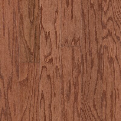 "Mohawk Flooring Lineage Oakland 5"" Engineered Oak Flooring in Autumn"