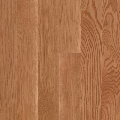 "Mohawk Flooring Lineage Woodbourne 3 1/4"" Solid Oak Flooring in Golden"