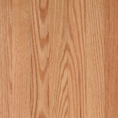 "Mohawk Flooring Lineage Belle Meade 2-1/4"" Solid Red Oak Flooring in Natural"