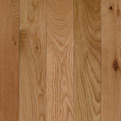 "Mohawk Flooring Lineage Belle Meade 3-1/4"" Solid White Oak Flooring in Natural"