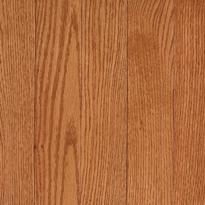 "Mohawk Flooring Belle Meade 3-1/4"" Solid Oak Butterscotch"