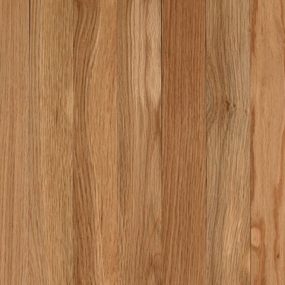 "Mohawk Flooring Lineage Rivermont 2 1/4"" Solid White Oak Flooring in Natural"