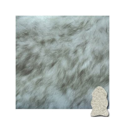 Bowron Sheepskin Twilight Gold Star Longwool Rug
