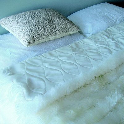 Bowron Sheepskin Rugs Bowron Accessories Lambskin Minx Throw