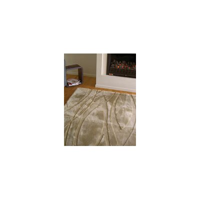Bowron Sheepskin Rugs Shortwool Curves Design Rug