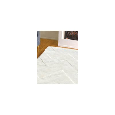 Bowron Sheepskin Shortwool Design Rug