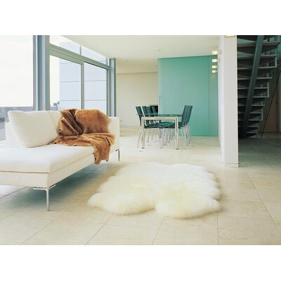 Bowron Sheepskin Rugs Long Wool Gold Star Quarto