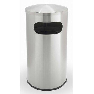 Commercial Zone Precision Series Allure Trash Can