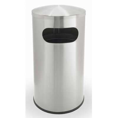 Commercial Zone Precision Series Allure Trash Can