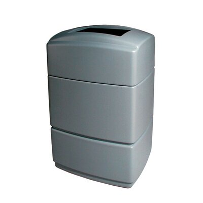 Commercial Zone PolyTec 40 Gallon Rectangular