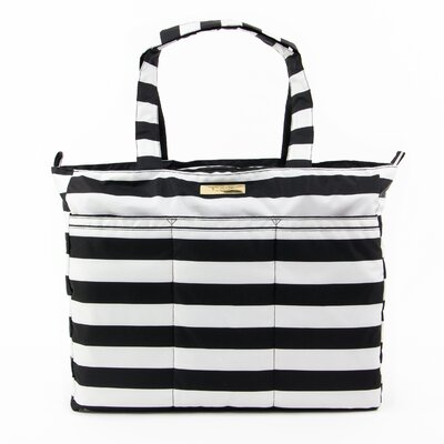 Super Be Zippered Tote Diaper Bag