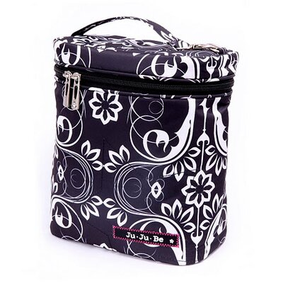 Ju Ju Be Fuel Cell Insulated Bottle Bag in Shadow Waltz