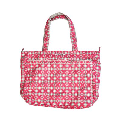 Ju Ju Be Super Be Zippered Tote Diaper Bag