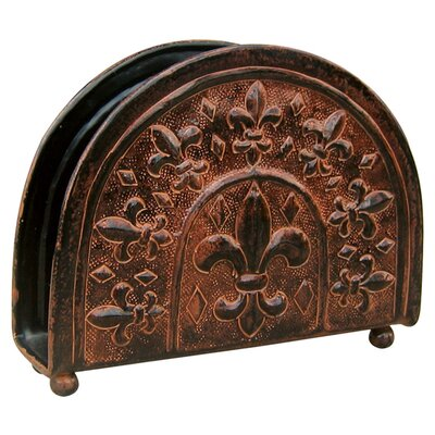 Old Dutch International Versailles Napkin Holder