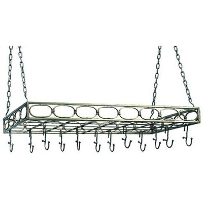Old Dutch International Rectangular Hanging Pot Rack