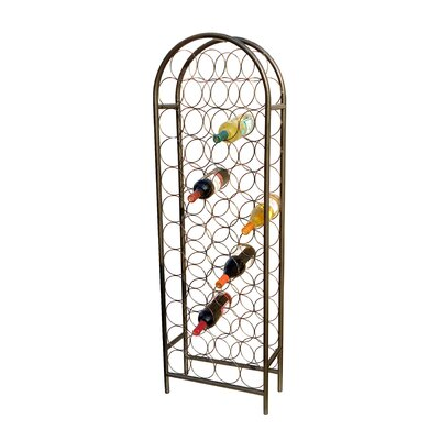 Old Dutch International 47 Bottle Wine Rack