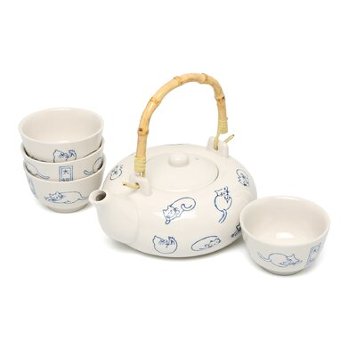 0.75-qt. Tea Kettle Set